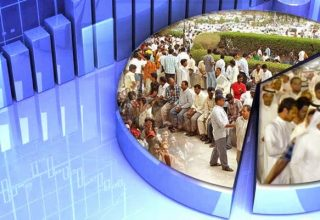 سكان الكويت حتى أمس 4.472.164 نسمة والكويتيون زادوا إلى 1.358.617 بنسبة 30.38%