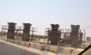 8 مليارات دينار لمشاريع الطرق حتى عام 2023