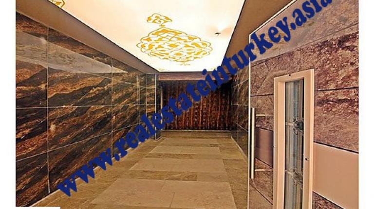 شقة لوكس للبيع في اسطنبول