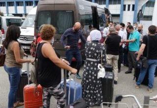 النشاط السياحي في طرابزون