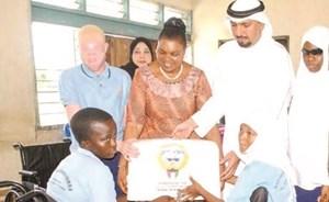 الكويت تدشّن برنامجاً متكاملاً لمساعدة ذوي الإعاقة في تنزانيا